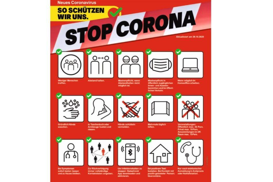 Corona-Situation / Verwaltung geschlossen