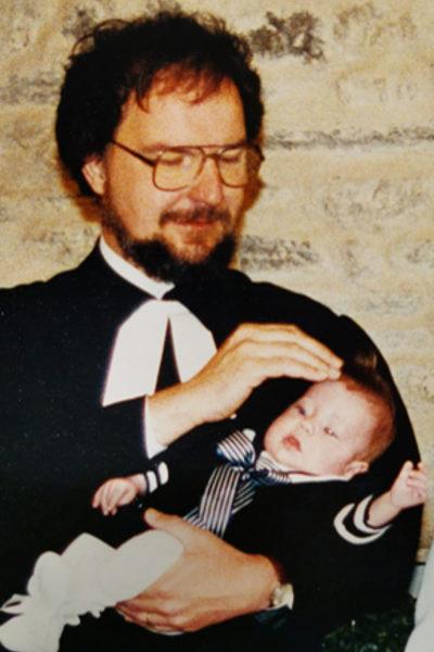 Abschied Pfarrer Lorenz Wacker