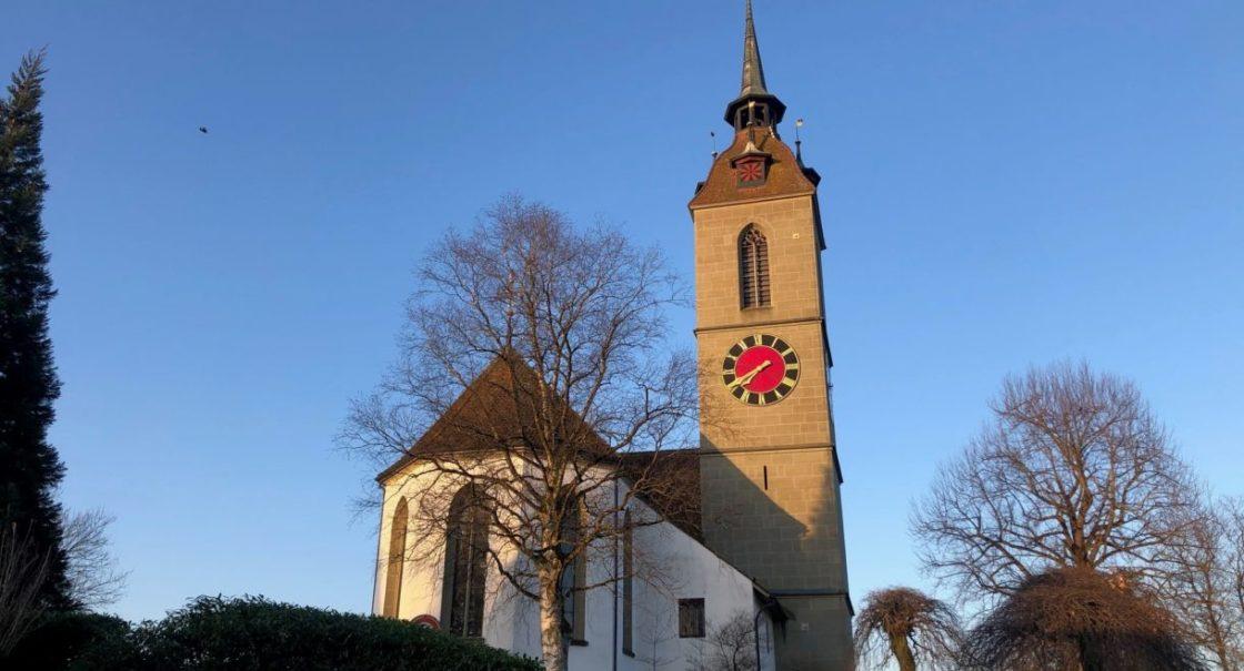 Kirche Frühling sm